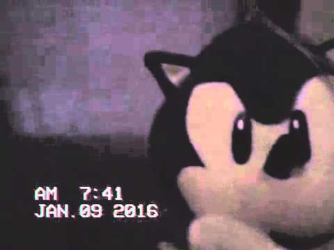 Sonic The Hedgehog Caught On Tape Youtube