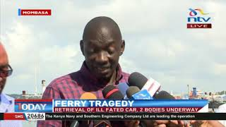 Likoni Ferry Accident: Ferry operations will be stopped if necessary - Oguna