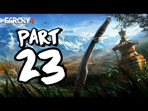 ► Far Cry 4 | #23 | Severní Kyrat odemčen! | CZ Lets Play / Gameplay [1080p] [PC]