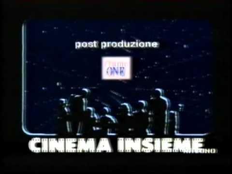 sigla finale cinema insieme Rai Disney