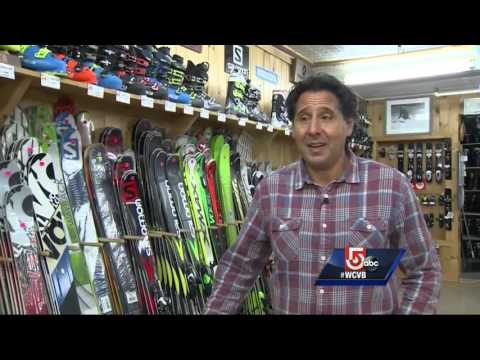 Ski areas paying price for record warm temperatures