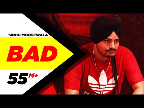 SIDHU MOOSEWALA – Bad
