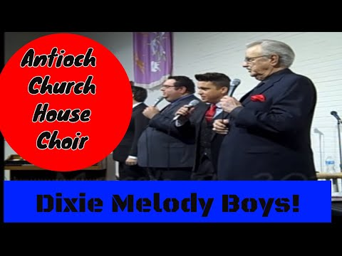 """Antioch Church House Choir"" by Dixie Melody Boys (featuring Aaron Dishman)"