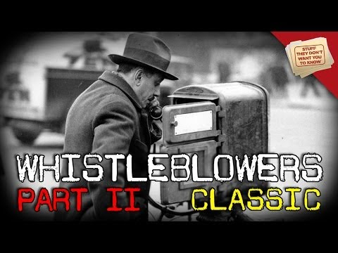 Whistleblowers: Part 2 | CLASSIC