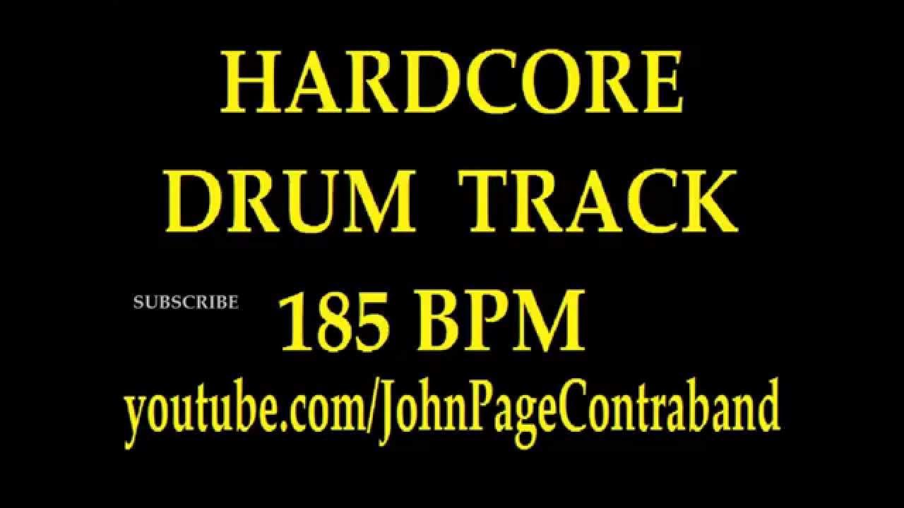 Hardcore Drum Beats 66