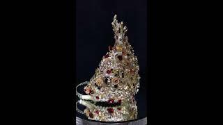 Большая свадебная корона