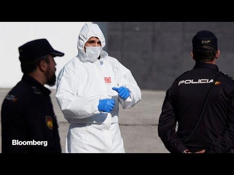 Coronavirus Deaths Surge in Spain, Italy Sees Slight Drop, Global Death Toll Over 19,000