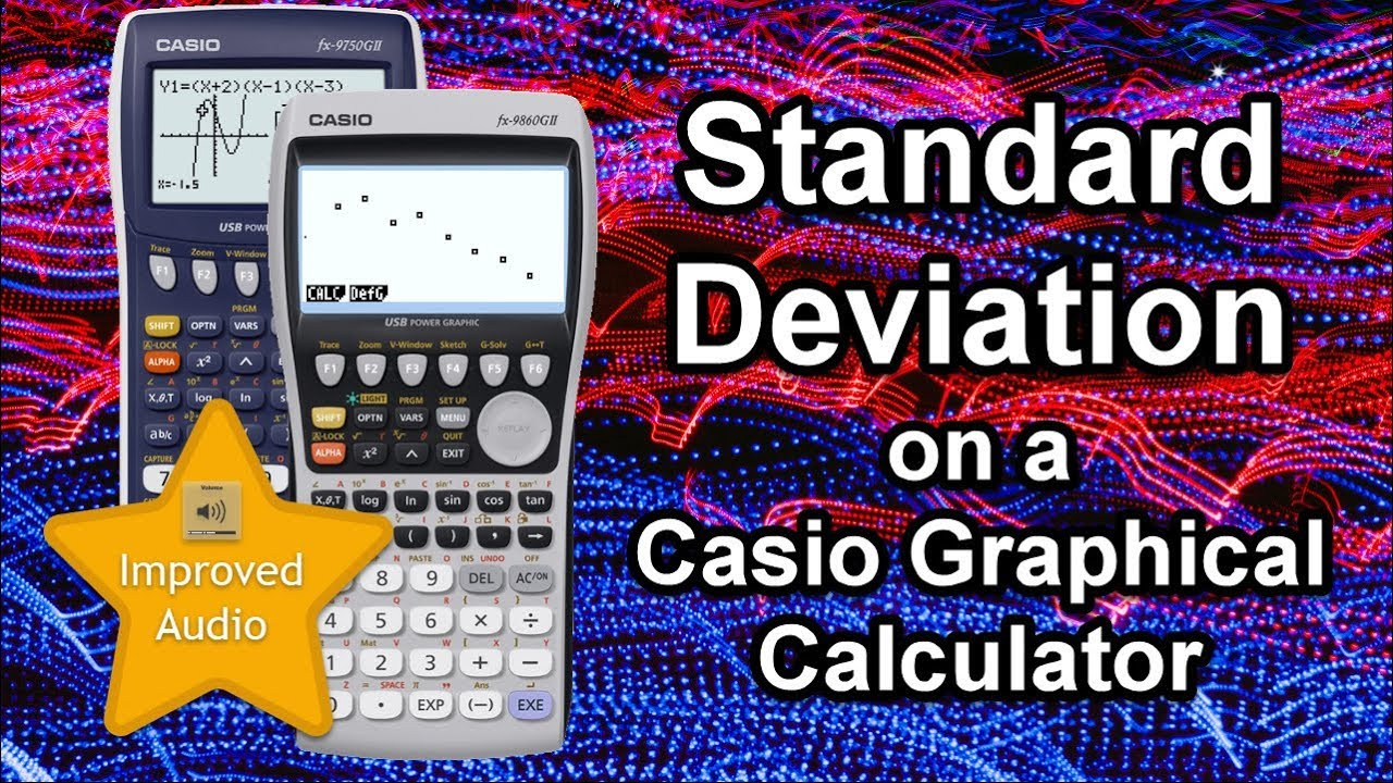 Standard deviation with a casio graphical calculator s1 a level standard deviation with a casio graphical calculator s1 a level ib ccuart Images