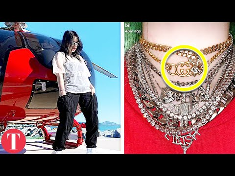 20 Crazy Things Billie Eilish Spends Her Millions On