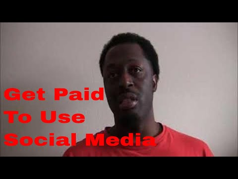 Get Paid To Use Facebook & Twitter (Real Social Media Jobs)