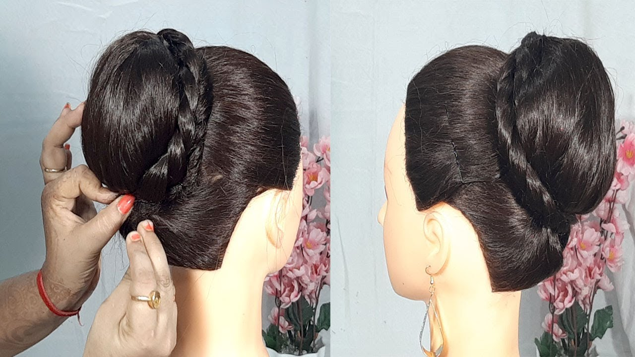Download Juda Hairstyle For Wedding Party Perfect Bridal