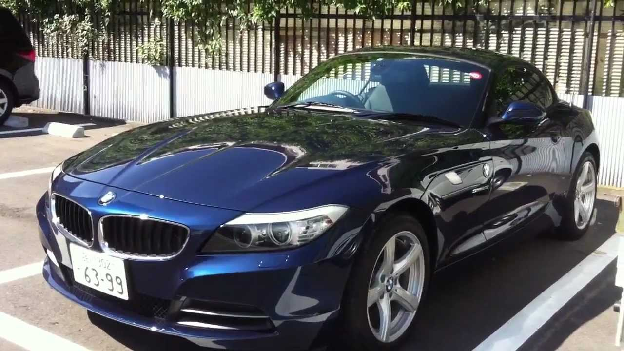 2011 Bmw Z4 Sdrive 2 3i Youtube