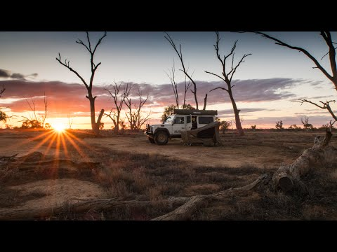 4x4 Adventure - The Ultimate Flinders & Simpson Desert 4x4 Adventure Part 1
