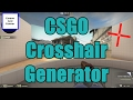 CSGO - Crosshair Generator Tutorial