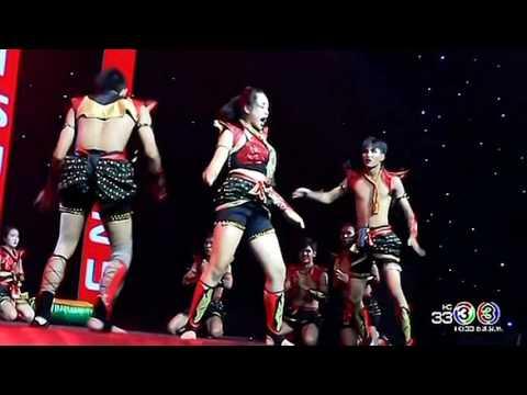 นาฏมวยไทย เทคโนโลยีสันตพล รองชนะเลิศ อันดับที่ 1 ระดับประเทศ 2560