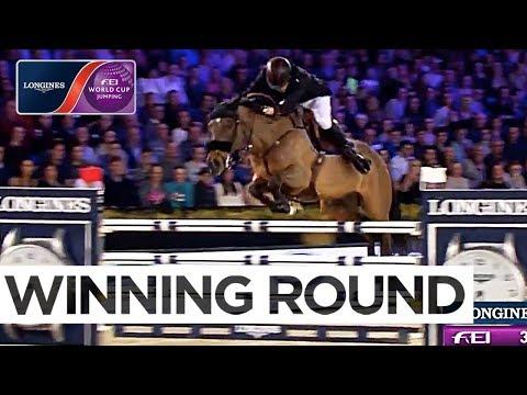 Harrie Smolders picks up the win in Mechelen -  Winning Round | Longines FEI World Cup™ Jumping