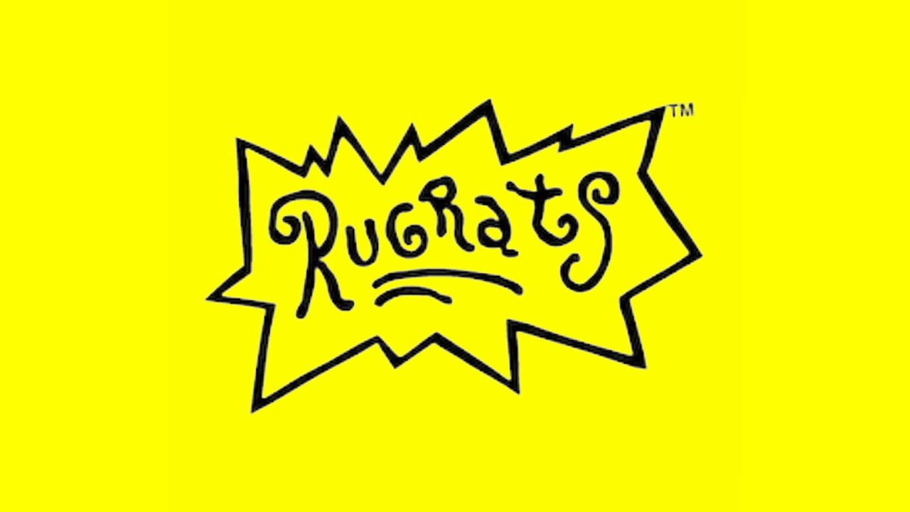 Rugrats logo - YouTube