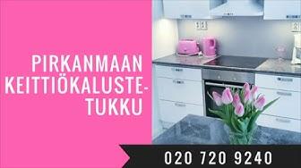 Pirkanmaan Keittiökalustetukku Ylöjärvi - 0207209240