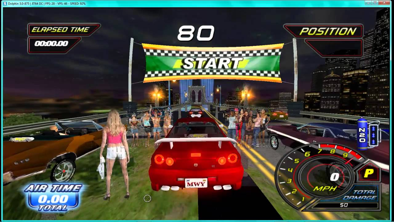 Fast And Furious Car Racing Games
