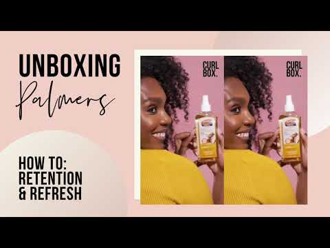 MARCH 2021 SUBSCRIPTION BOX FEATURING PALMER'S