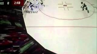 NHL FaceOff 2001 Gameplay 5 Part 1