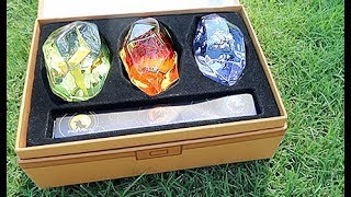 Real Life Pokemon Evolution Stones