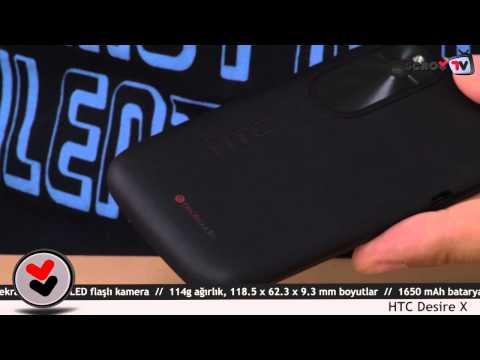 HTC Desire X İnceleme - SCROLL