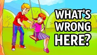 PICTURE PUZZLES AND RIDDLES TO TEST YOUR BRAIN REACTION TIME