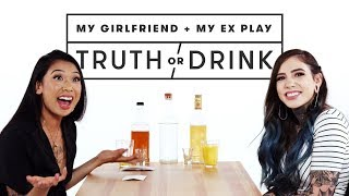 My Girlfriend My Ex Play Truth Or Drink Saveara Emily Truth Or Drink Cut