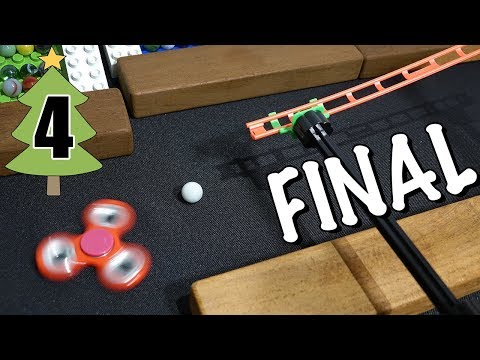 Marble Holiday Race Championships 2018: Event 4: Shot Put (FINAL, Ft. Fidget Spinner!)