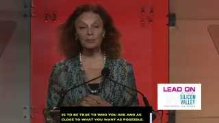 Lead On Conference 2015 Keynote: Diane von Furstenberg