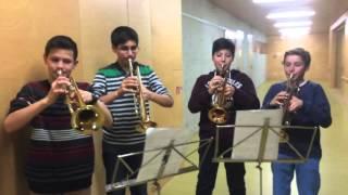 Trumpetfreaks Quatrozinium Altenburg 2016 - Klasse Stefan Dünser