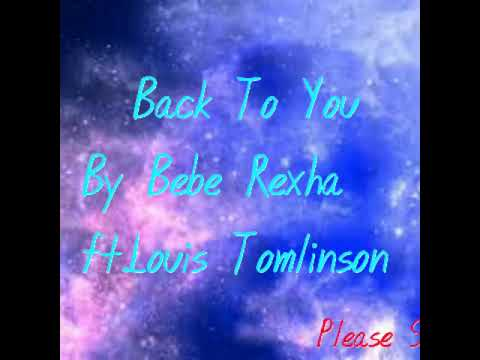 Louis Tomlison - Back To You (MP3 Audio) ft.Bebe Rexha , Digital Farm Animal