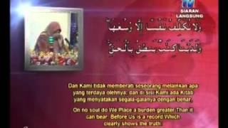 Video Ketiga Qariah Antarabangsa MTQ 2012 Hajah Che Aminah Che Awang (Malaysia KL) download MP3, 3GP, MP4, WEBM, AVI, FLV Agustus 2018