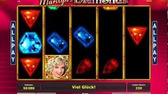 Marilyns Diamonds kostenlos spielen