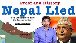 Nepal Aim vs India's Proof | நேபாளின் பொய்கள் | Tamil Pokkisham | Vicky | TP