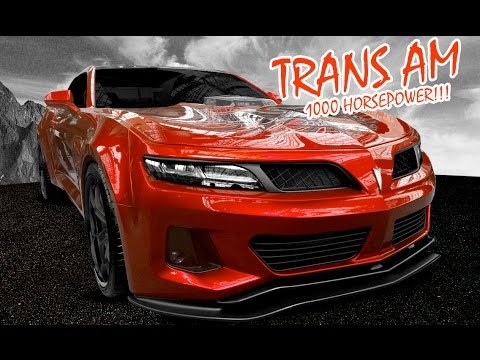 2018-2019 - trans am (1,000hp) - exhaust note - youtube