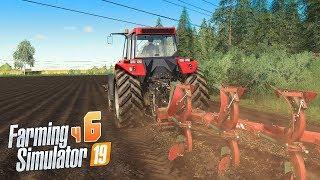 Farming Simulator 19 ч6 - Полная обработка поля