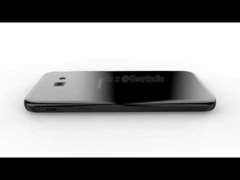 Samsung Galaxy A7 (2017) Leaked Renders