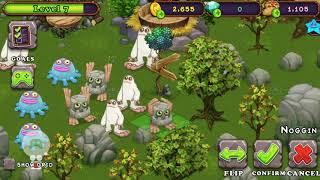 My Singing Monsters gameplay