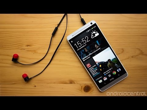 HTC One Max and HTC Sense 5.5 video walkthrough