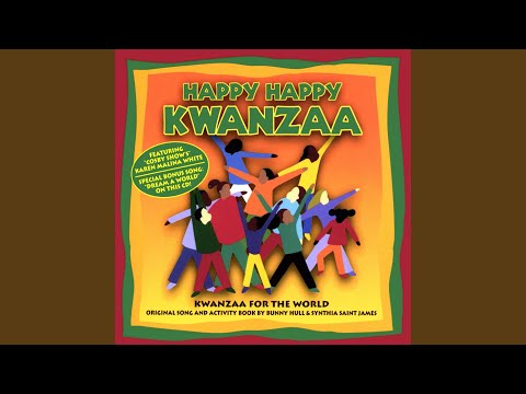 Happy Happy Kwanzaa