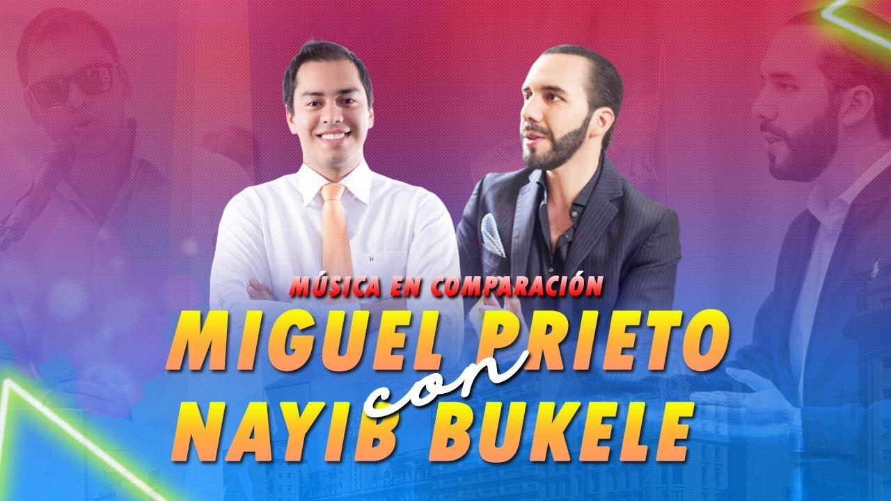 Funk para Miguel Prieto y Nayib Bukele Presidente Salvadoreño ( Mc Benny Chelo Flow Michel Epiya pio