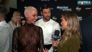 amber rose on why she called out julianne houghs dwts comments