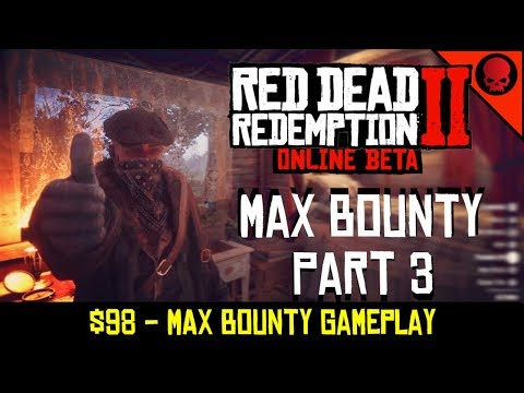 Red Dead Redemption 2 Online - Max Bounty Part 3 thumbnail