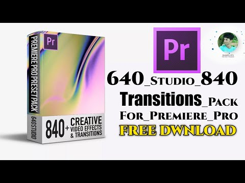 Premiere Pro | Davinci Resolve | adobe after effects transitions | Boris FX Sapphire