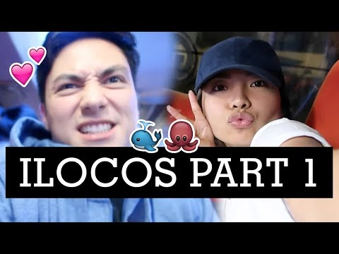First Time in ILOCOS, STRUGGLES (Part 1)