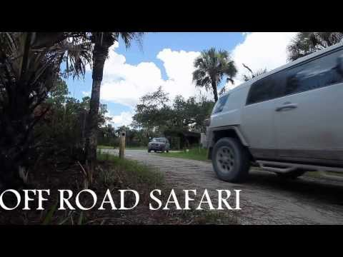 Bear Island; Safari Off Road Adventure