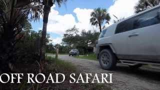 Bear Island; Safari Off Road Adventure