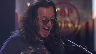 """Rush perform """"Tom Sawyer"""" at the 2013 Rock & Roll Hall of Fame Induction Ceremony"""